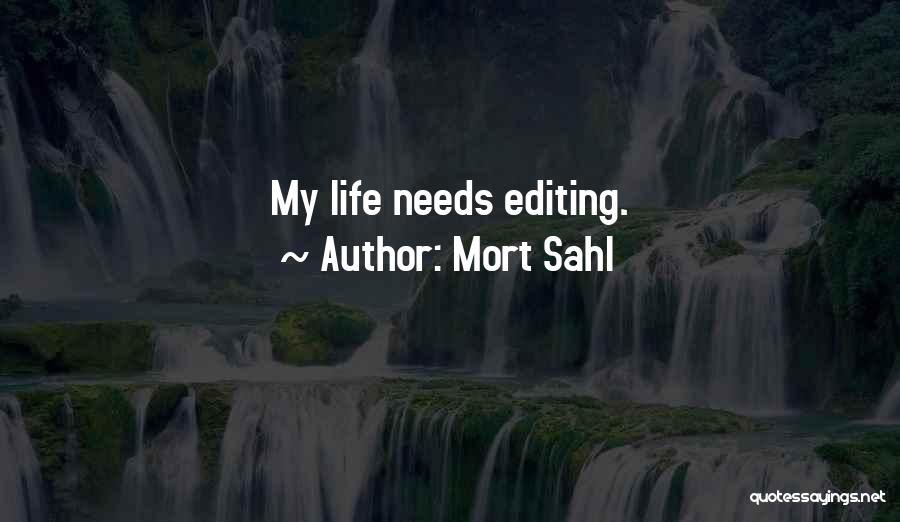 Mort Sahl Quotes 1282153