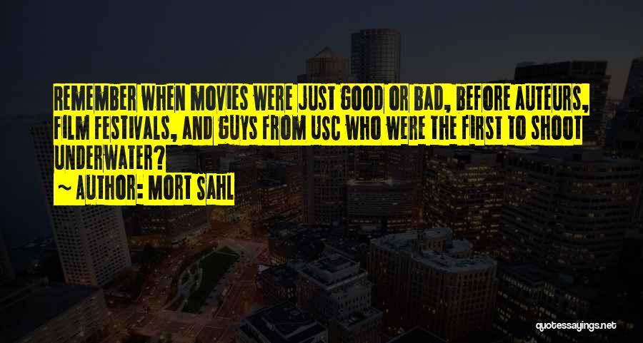 Mort Sahl Quotes 1303994