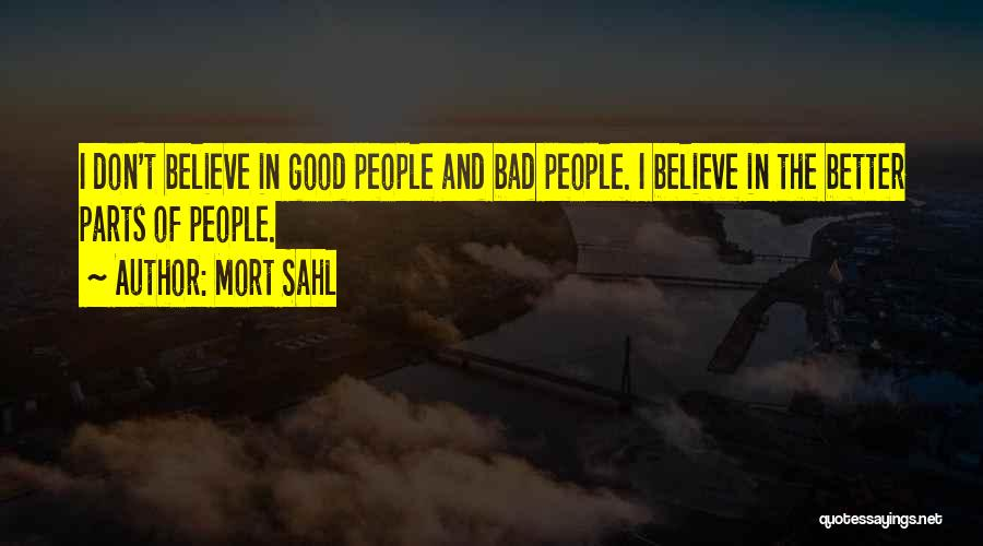 Mort Sahl Quotes 1391292