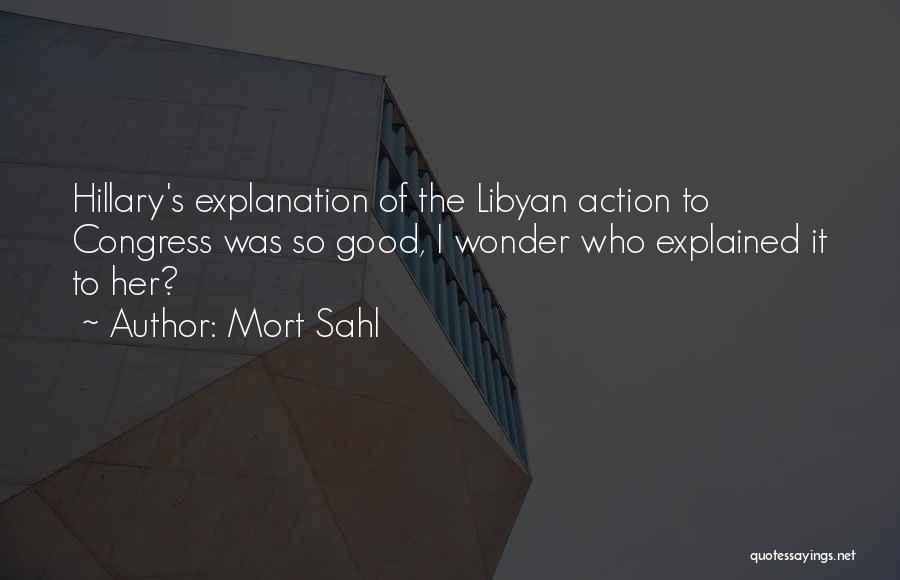 Mort Sahl Quotes 1621961