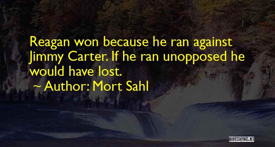 Mort Sahl Quotes 2125456