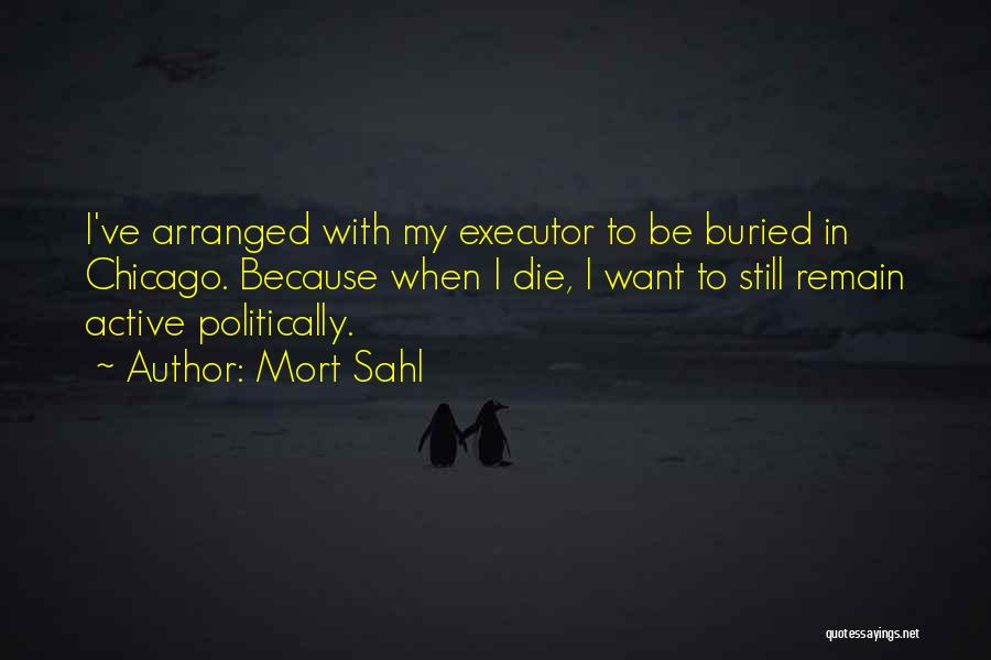 Mort Sahl Quotes 235540