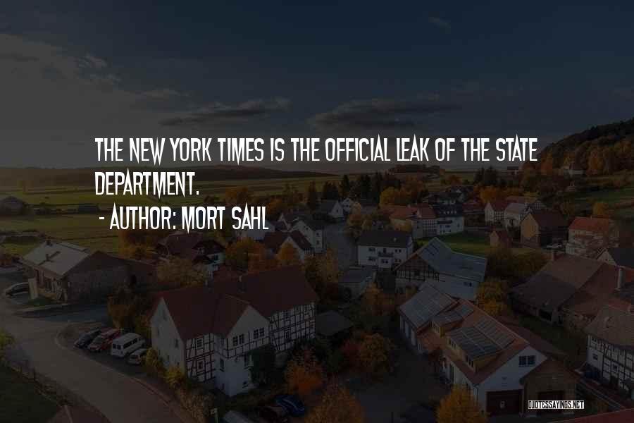 Mort Sahl Quotes 900817