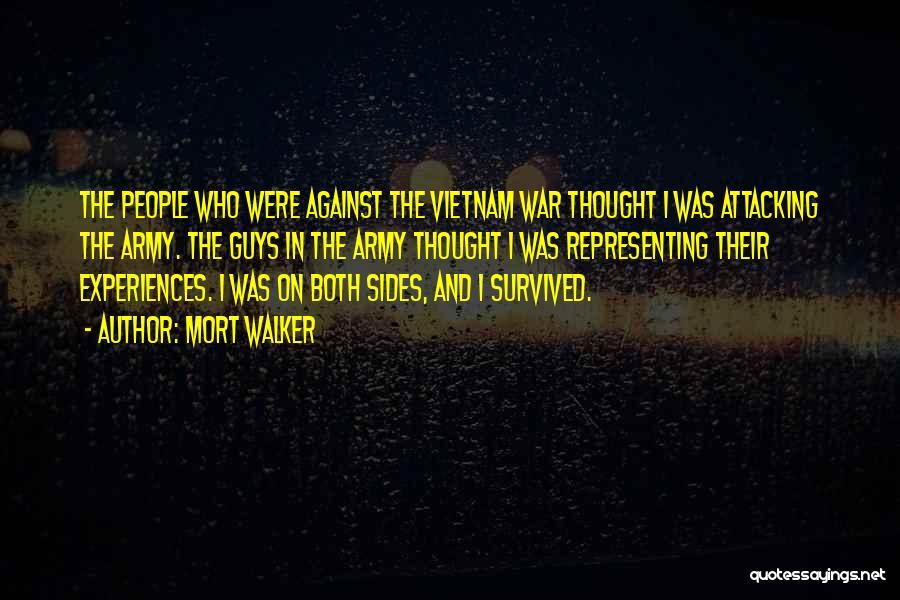 Mort Walker Quotes 1172932