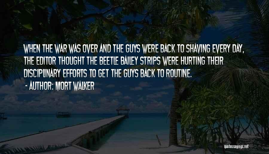 Mort Walker Quotes 284209