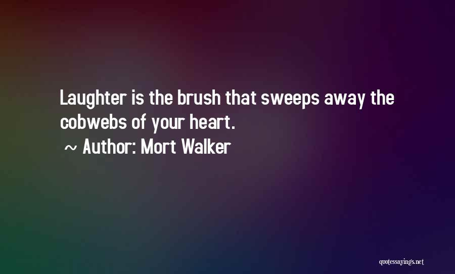 Mort Walker Quotes 438905