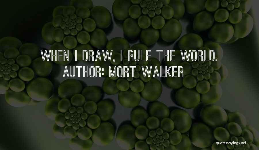 Mort Walker Quotes 85573