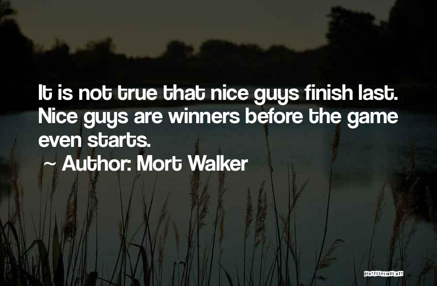 Mort Walker Quotes 960881