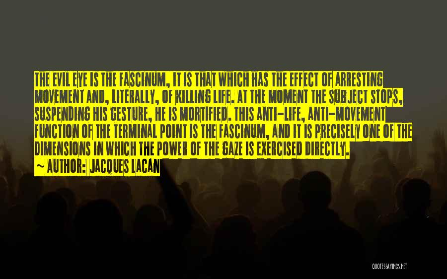 Mortified Quotes By Jacques Lacan