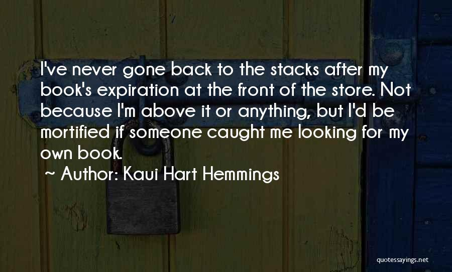 Mortified Quotes By Kaui Hart Hemmings