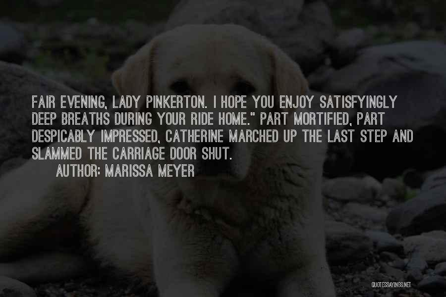 Mortified Quotes By Marissa Meyer