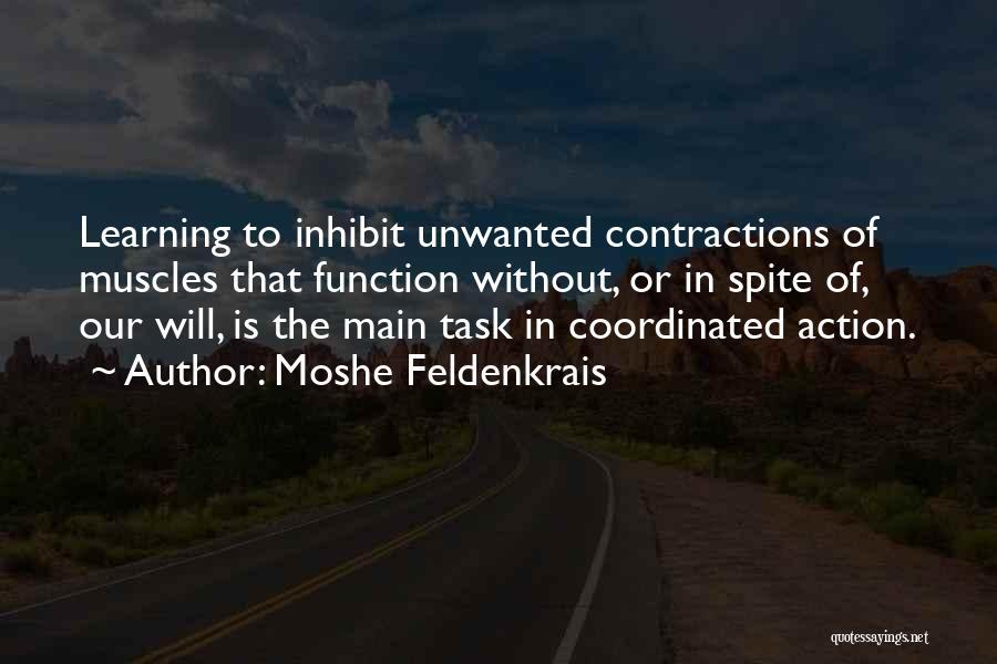Moshe Feldenkrais Quotes 1330215