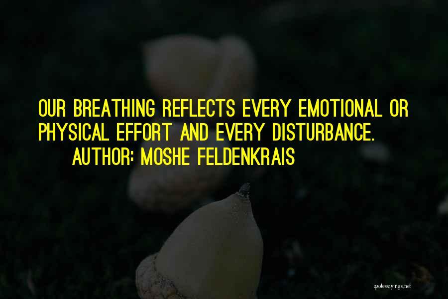 Moshe Feldenkrais Quotes 234164
