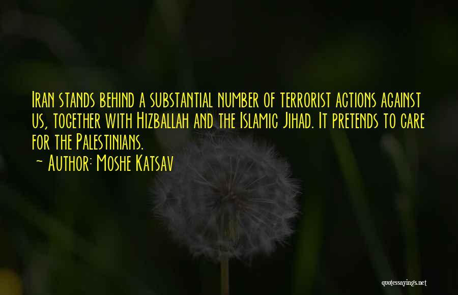 Moshe Katsav Quotes 1455665
