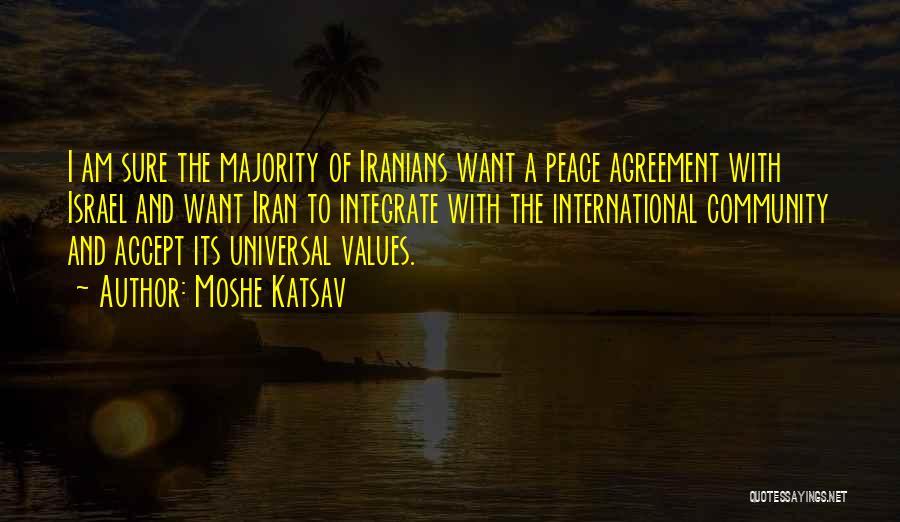 Moshe Katsav Quotes 1892621