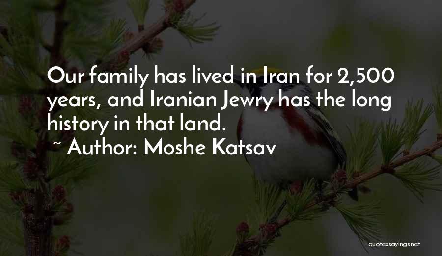 Moshe Katsav Quotes 363168