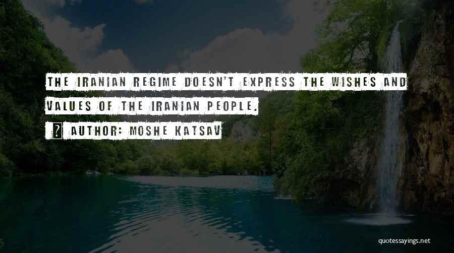 Moshe Katsav Quotes 843220