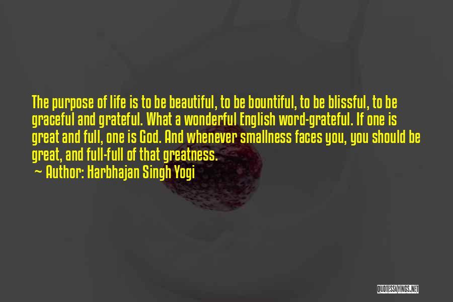 Most Beautiful English Quotes By Harbhajan Singh Yogi