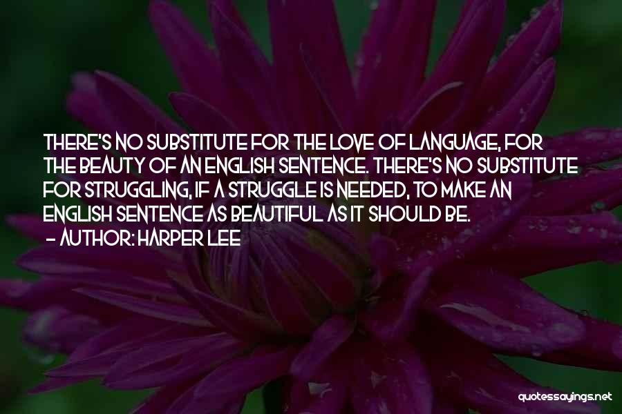 Most Beautiful English Quotes By Harper Lee