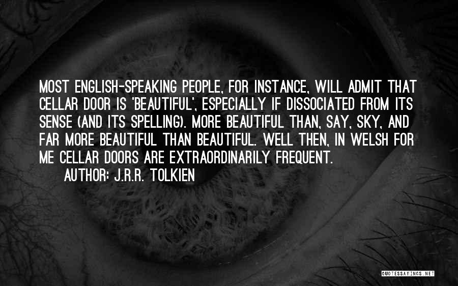Most Beautiful English Quotes By J.R.R. Tolkien
