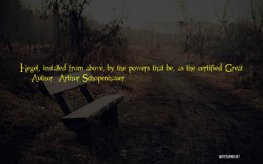 Most Craziest Quotes By Arthur Schopenhauer