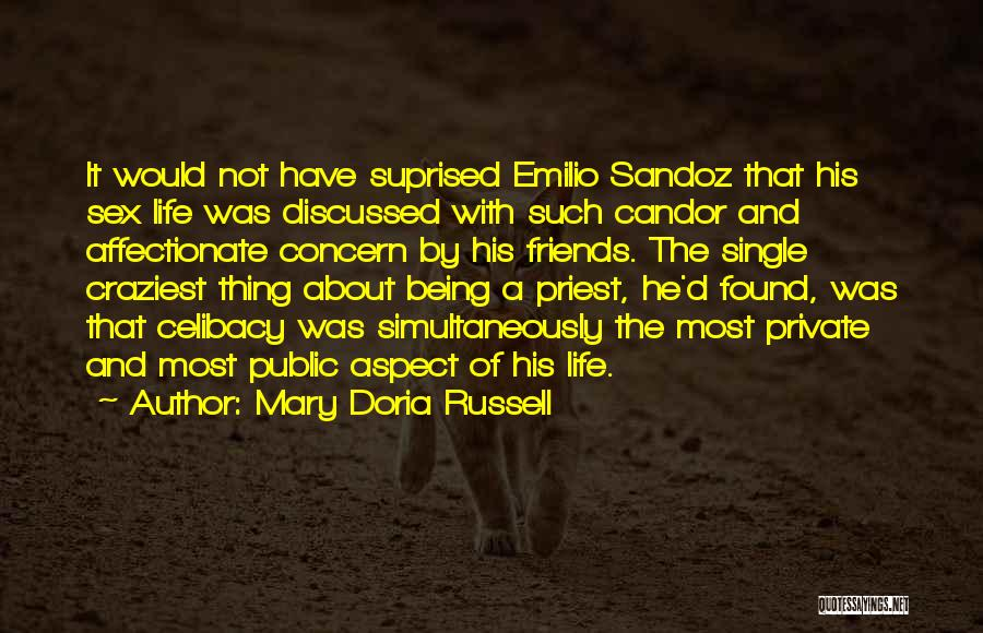 Most Craziest Quotes By Mary Doria Russell