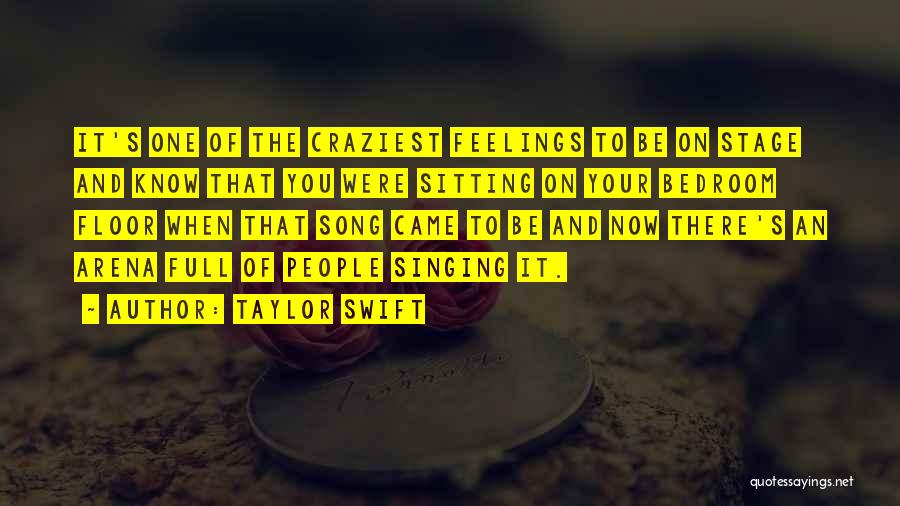 Most Craziest Quotes By Taylor Swift