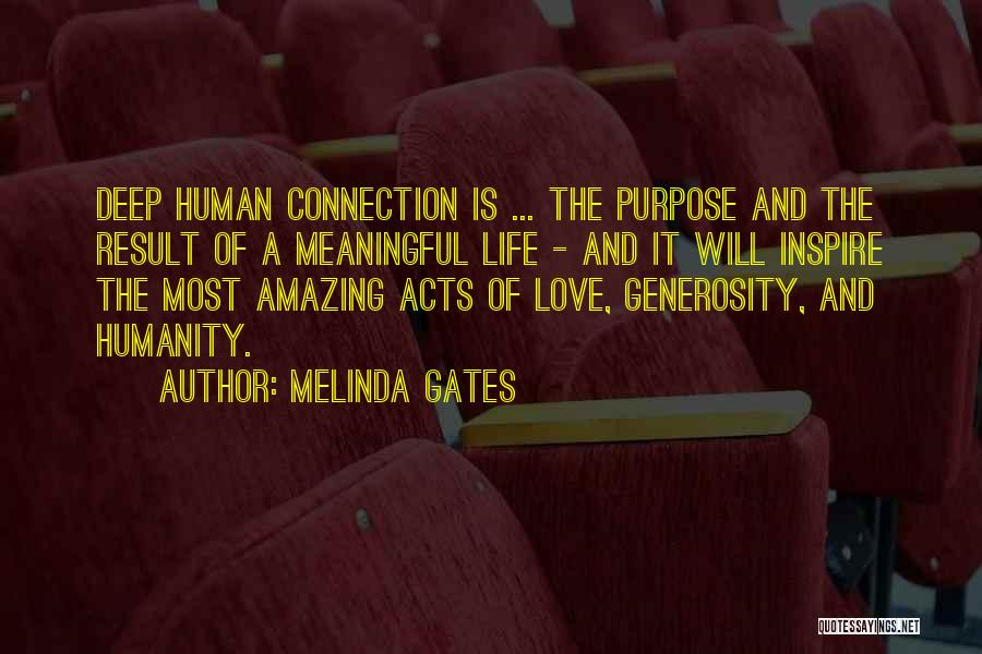 Most Deep And Meaningful Quotes By Melinda Gates