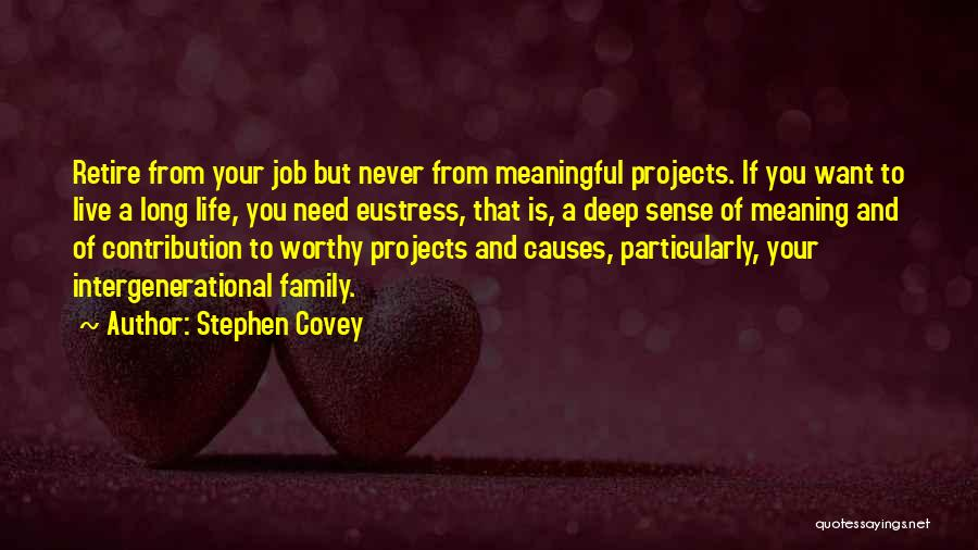 Most Deep And Meaningful Quotes By Stephen Covey