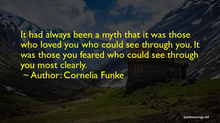 Most Feared Quotes By Cornelia Funke