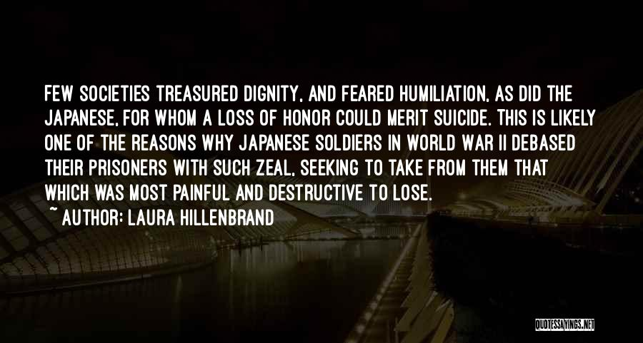 Most Feared Quotes By Laura Hillenbrand