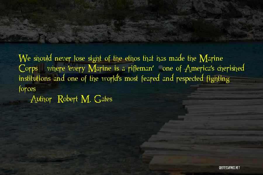 Most Feared Quotes By Robert M. Gates