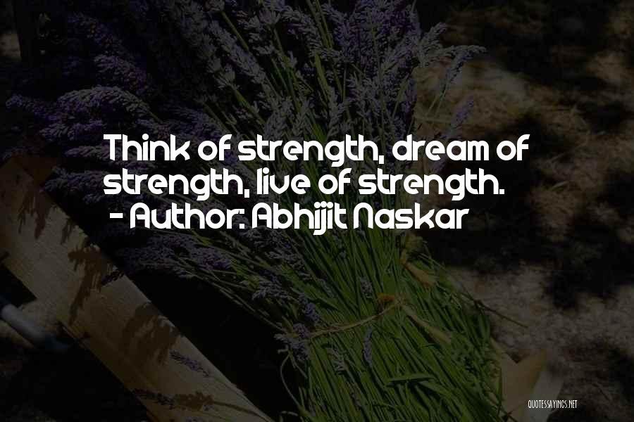 Most Inspiring Dream Quotes By Abhijit Naskar