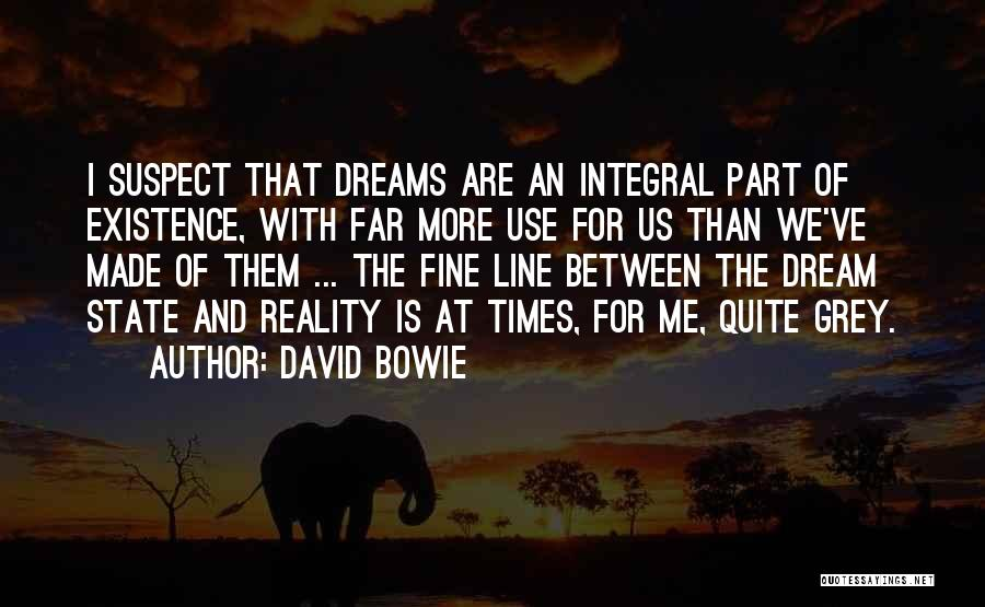 Most Inspiring Dream Quotes By David Bowie