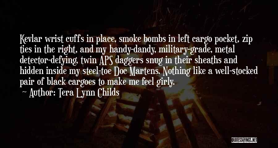 Most Kickass Quotes By Tera Lynn Childs