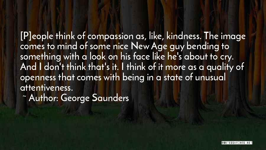 Most Mind Bending Quotes By George Saunders