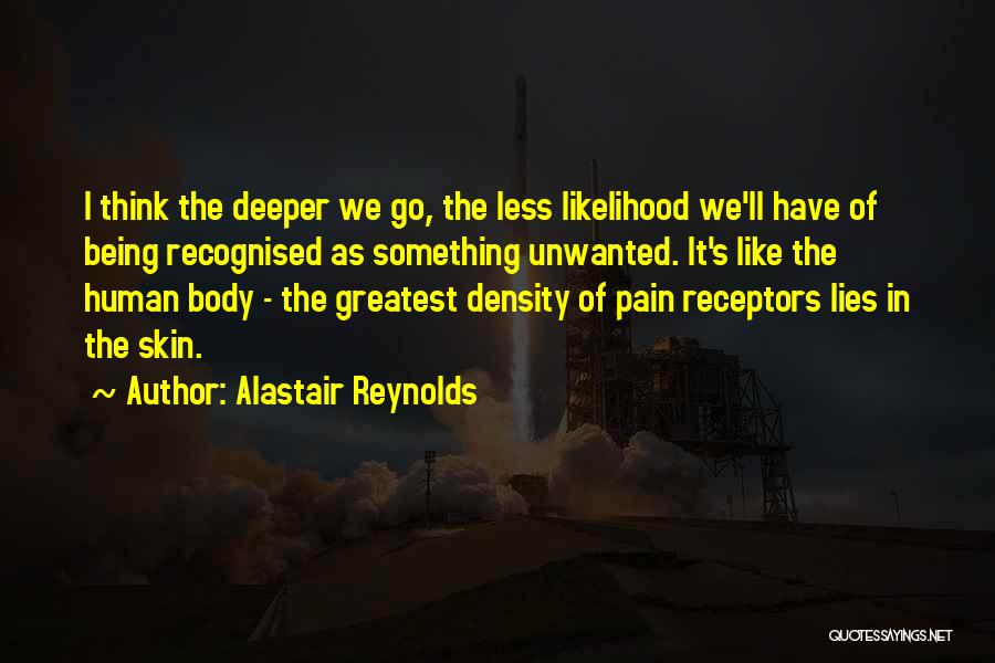 Most Recognised Quotes By Alastair Reynolds