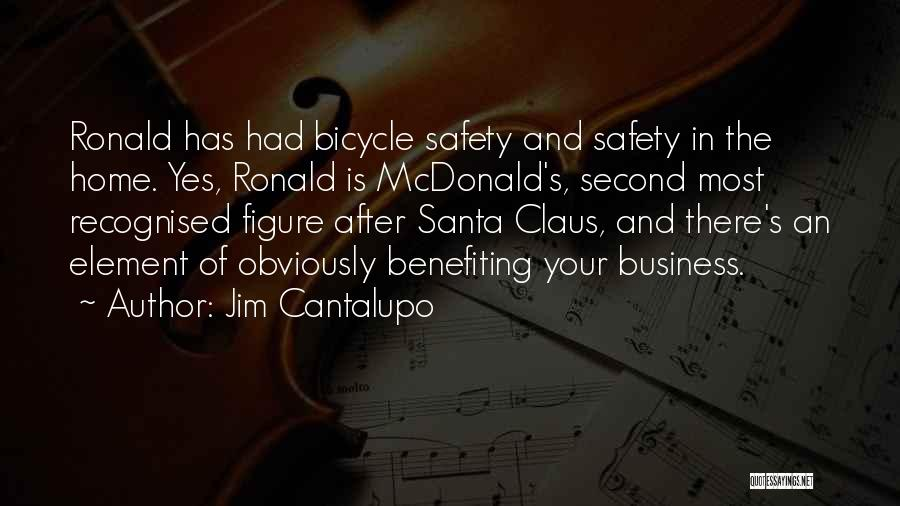 Most Recognised Quotes By Jim Cantalupo