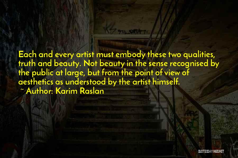 Most Recognised Quotes By Karim Raslan