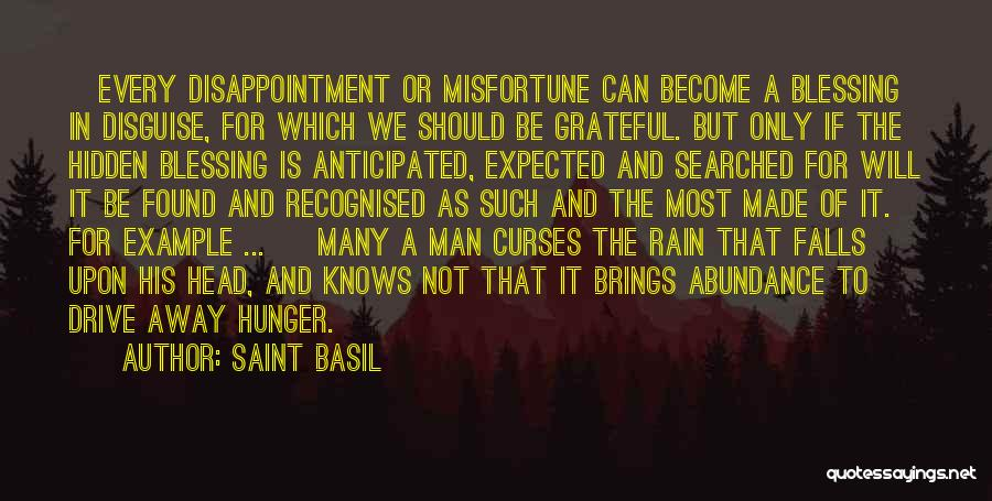 Most Recognised Quotes By Saint Basil