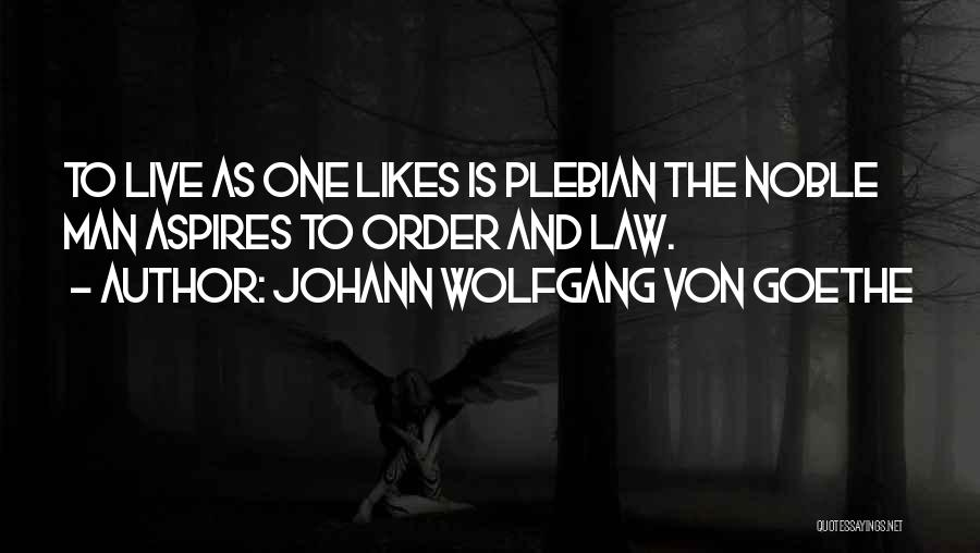 Most Sarcastic Quotes By Johann Wolfgang Von Goethe