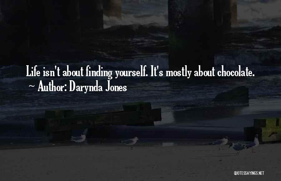 Mostly Quotes By Darynda Jones