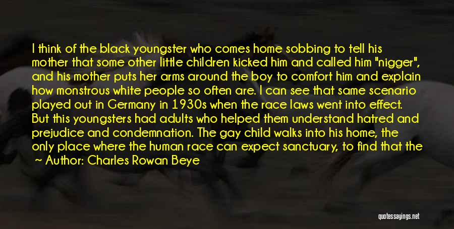 Mother In Laws Quotes By Charles Rowan Beye
