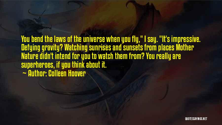 Mother In Laws Quotes By Colleen Hoover