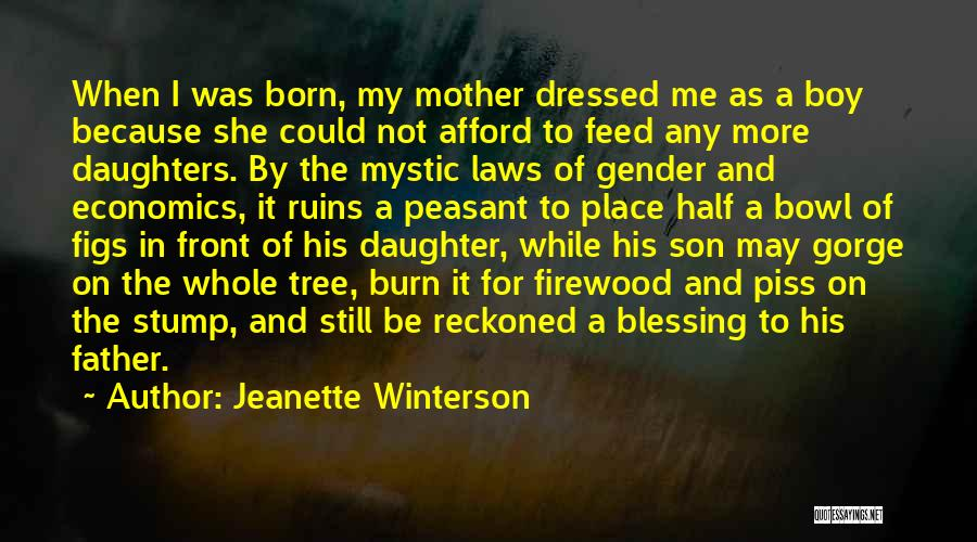 Mother In Laws Quotes By Jeanette Winterson