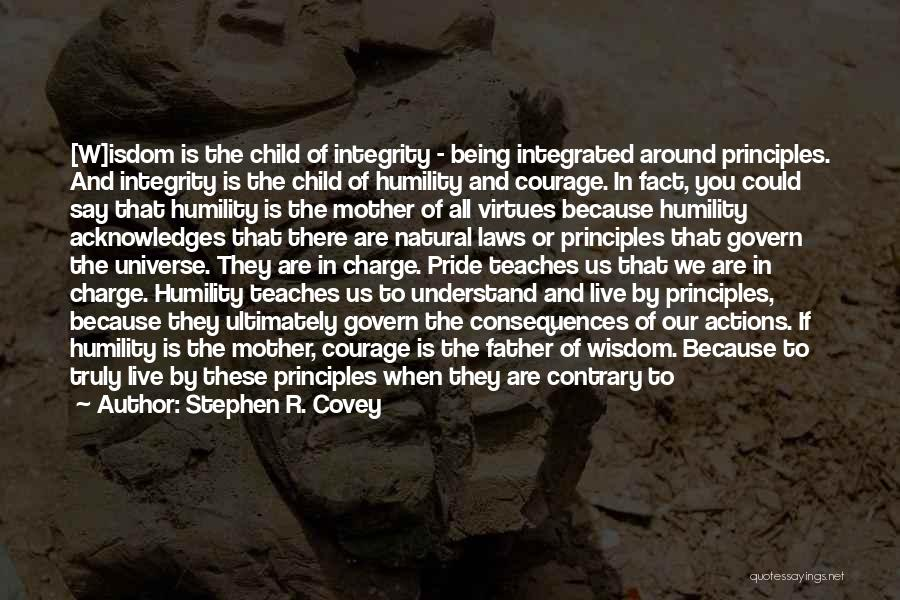Mother In Laws Quotes By Stephen R. Covey