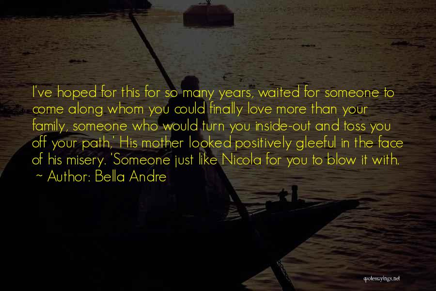 Mother Mary Quotes By Bella Andre