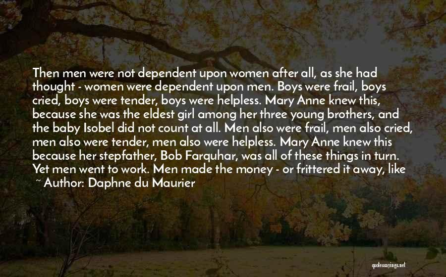 Mother Mary Quotes By Daphne Du Maurier