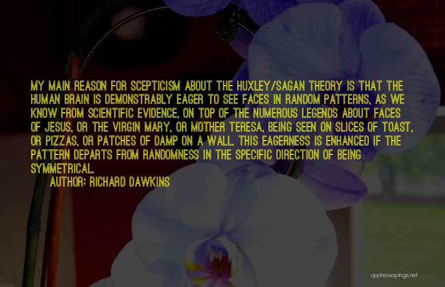 Mother Mary Quotes By Richard Dawkins