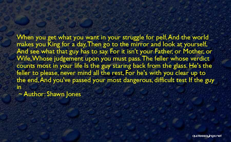 Mother Passed Quotes By Shawn Jones